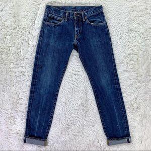 Men's Levi's Matchstick Selvedge Skinny Jeans
